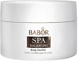 "Profumi e cosmetici Crema corpo ""Soufflé"" - Babor Balancing Body Souffle"