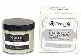 """Profumi e cosmetici Candela profumata """"Relax"""" - Eco Life Candles"""