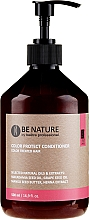 Profumi e cosmetici Condizionante per capelli tinti - Beetre Be Nature Color Protect Conditioner