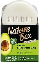Profumi e cosmetici Shampoo solido - Nature Box Avocado Dry Shampoo