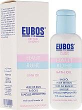 Profumi e cosmetici Olio da bagno per bambini - Eubos Med Dry Skin Children Calm Skin Bath Oil