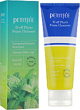 Profumi e cosmetici Fito-schiuma detergente - Petitfee&Koelf D-off Phyto Foam Cleanser