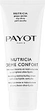 Profumi e cosmetici Crema nutriente e rigenerante per pelli secche - Payot Nutricia Creme Confort Nourishing & Restructuring Cream