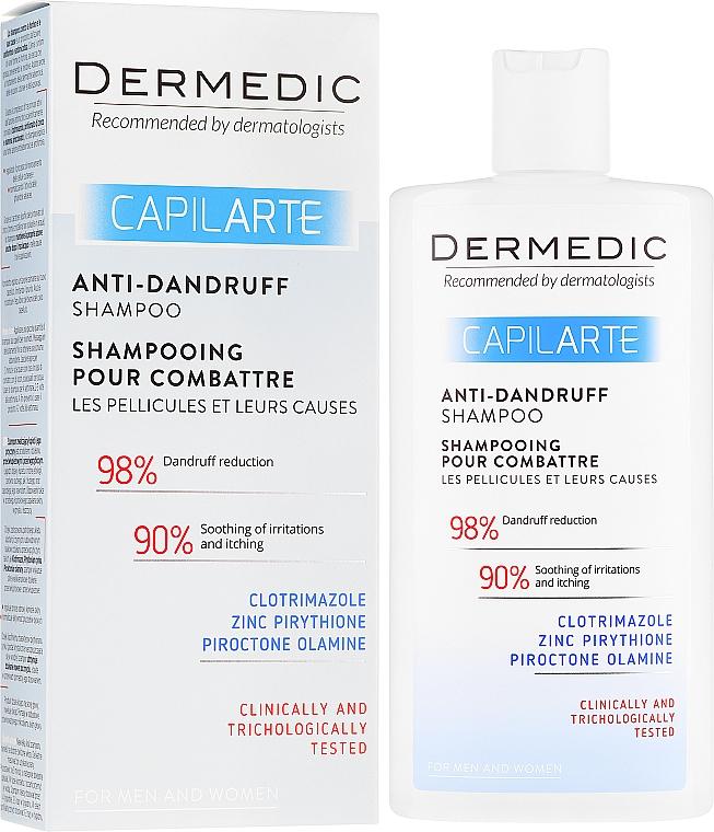 Shampoo anti-forfora - Dermedic Capilarte Shampoo