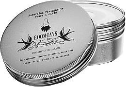 Profumi e cosmetici Balsamo per la pelle con tatuaggi - Roomcays Balm SPF 50+