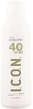 Profumi e cosmetici Crema Attivatore - I.C.O.N. Ecotech Color Cream Activator 40 Vol (12%)