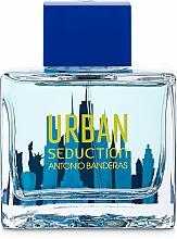 Profumi e cosmetici Antonio Banderas Urban Seduction Blue for Men - Eau de toilette