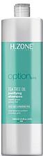 Profumi e cosmetici Shampoo per capelli grassi - H.Zone Option