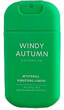 "Profumi e cosmetici Spray disinfettante mani ""Anguria"" - HiSkin Antibac Hand Spray Windy Autumn"