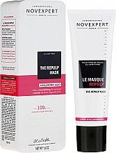 Profumi e cosmetici Maschera viso - Novexpert Hyaluronic Acid The Repulp Mask