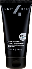 Profumi e cosmetici Shampoo profumato per barba - Unit4Men Citrus&Musk Perfumed Beard Shampoo