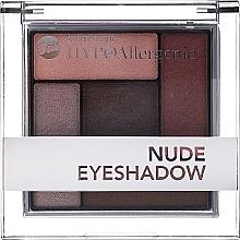 Profumi e cosmetici Palette di ombretti ipoallergenici - Bell Hypoallergenic Nude Eyeshadow