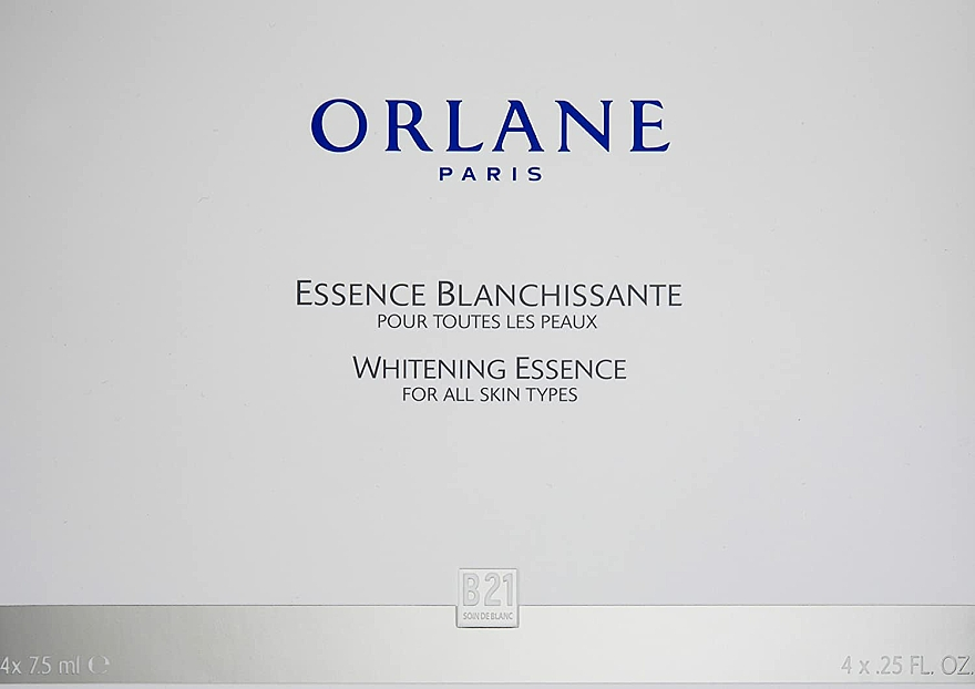Essenza schiarente viso - Orlane B21 Whitening Essence — foto N2