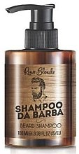 Profumi e cosmetici Shampoo per la barba - Renee Blanche Shampoo Da Barba Beard Shampoo