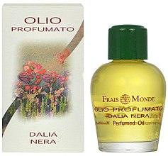 Profumi e cosmetici Olio profumato - Frais Monde Black Dahlia Perfume Oil