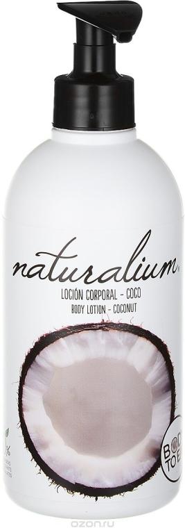 """Lozione corpo nutriente """"Cocco"""" - Naturalium Body Lotion Coconut — foto N1"""