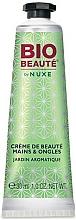 """Profumi e cosmetici Crema mani e unghie """"Giardino aromatico"""" - Nuxe Bio Beaute Hand and Nail Beauty Cream Aromatic Garden"""