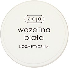 Profumi e cosmetici Vaselina cosmetica bianca - Ziaja Body Care