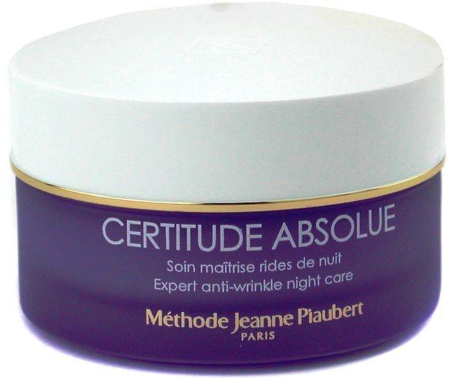 Crema antirughe notte - Methode Jeanne Piaubert Certitude Absolue Expert Anti-Wrinkle Night Care