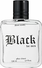 Profumi e cosmetici Jean Marc X Black - Lozione dopobarba
