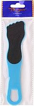 Profumi e cosmetici Raspa piedi, blu, 77739 - Top Choice