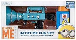 Profumi e cosmetici Set - Corsair Despicable Me (bath/f/125ml + toy)