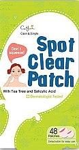 Profumi e cosmetici Mini patch - Cettua Spot Clear Patch