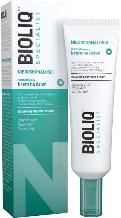 Crema normalizzante da giorno - Bioliq Specialist Niedoskonałośc Balancing Day Care Cream