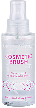 Profumi e cosmetici Detergente per pennelli - Dermacol Brushes Cosmetic Brush Cleanser