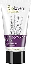 Profumi e cosmetici Crema da notte, per viso - Biolaven Night Face Cream