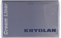 Profumi e cosmetici Eyeliner in crema waterproof - Kryolan HD Cream Liner