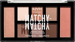 Profumi e cosmetici Palette trucco - NYX Professional Makeup Matchy Matchy Palette