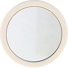 Profumi e cosmetici Specchietto cosmetico, 5237, bianco - Top Choice
