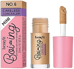 Profumi e cosmetici Correttore liquido - Benefit Boi-ing Mini Cakeless Concealer
