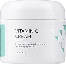 Profumi e cosmetici Crema viso alla vitamina C - Ofra Vitamin C Cream