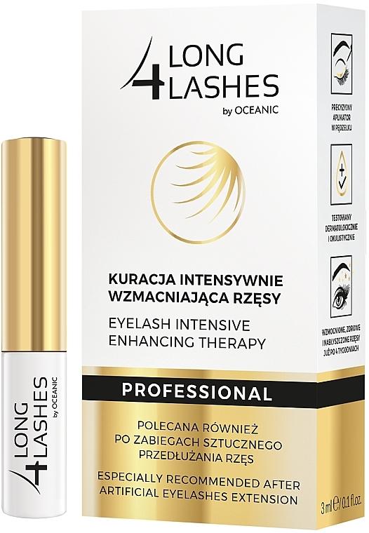 Siero rinforzante per ciglia - Long4Lashes Eyelash Intensive Enhancing Therapy