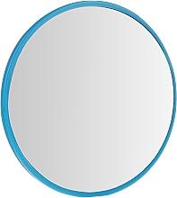 Profumi e cosmetici Specchio rotondo compatto, 7 cm, blu - Donegal