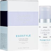 Profumi e cosmetici Crema-siero antietà con filler ialuronici - Isabelle Lancray Egostyle Hyaluronic Total Repair