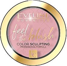 Profumi e cosmetici Blush - Eveline Cosmetics Feel The Blush