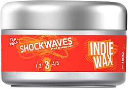 Profumi e cosmetici Cera per lo styling - Wella ShockWaves Indie Wax