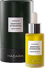 Profumi e cosmetici Elisir emolliente idratante - Madara Cosmetics Superseed Soothing Hydration Beauty Oil