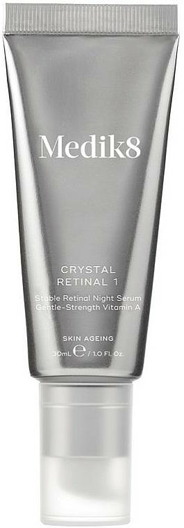 Siero-crema da notte con retina 0,01% - Medik8 Crystal Retinal 1