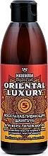 Profumi e cosmetici Shampoo rivitalizzante per tutti i tipi di capelli - Hammam Organic Oils Oriental Luxury Shampoo