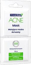 Profumi e cosmetici Maschera opacizzante - Novaclear Acne Mask Oil Control Complex