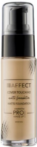Fondotinta opaca - Affect Cosmetics Cover Touch Matte Foundation