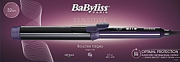 Profumi e cosmetici Ferro arricciacapelli, 32 mm, viola - BaByliss C632E