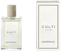 Profumi e cosmetici Spray interno aromatico - Culti Milano Room Spray Mediterranea