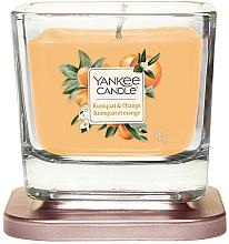 Profumi e cosmetici Candela profumata - Yankee Candle Elevation Kumquat & Orange