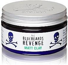 Profumi e cosmetici Argilla per lo stylling dei capelli - The Bluebeards Revenge Matt Clay