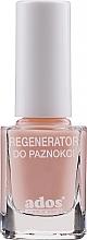 Profumi e cosmetici Condizionante rigenerante per unghie - Ados Nail Conditioner Regenerator